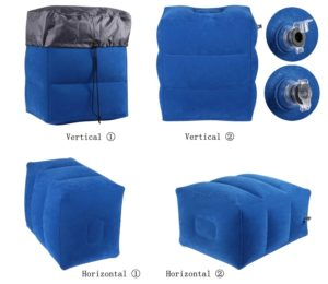 AirGoods Inflatable travel pillow Review