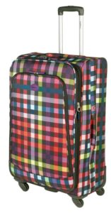 HIGHBURY - 4 Spinner Wheel Suitcase Trolley Case