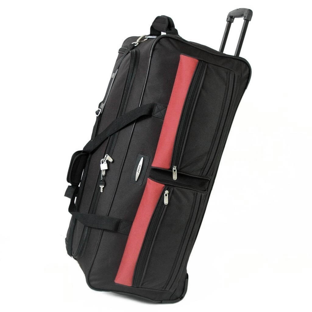 Jeep Official Large Wheeled Bag