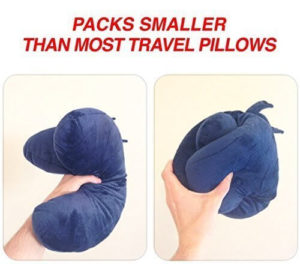 J-pillow, Travel Pillow review