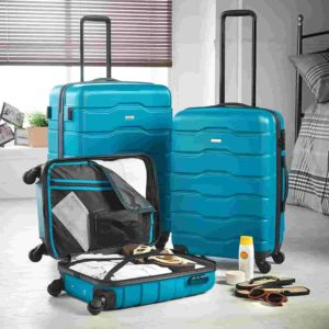 Fochier Luggage 3 Piece Set Review