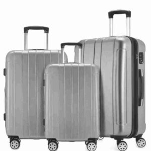 VonHaus Luggage Set of 3
